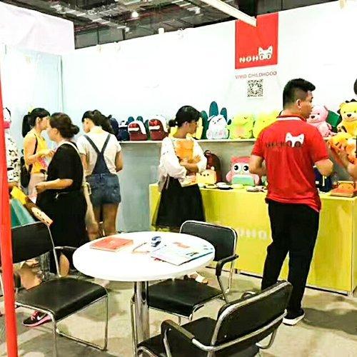 NOHOO Shanghai Exhibition