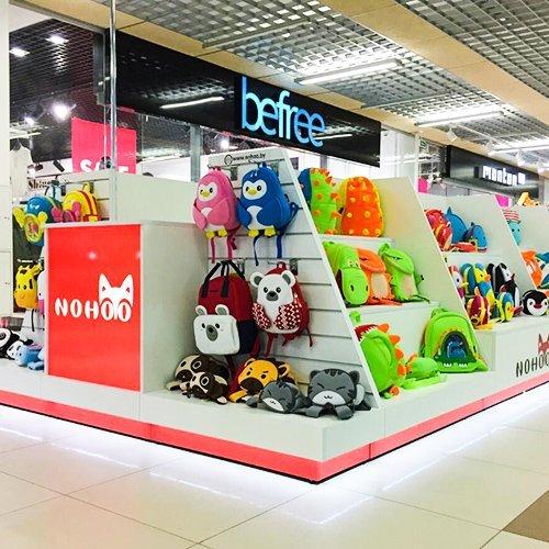 Belarus -Minsk mall
