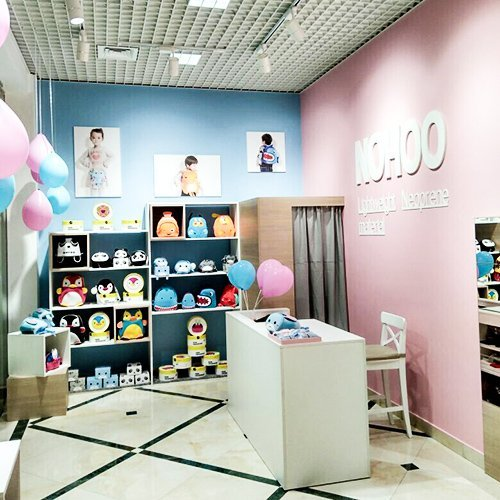 Fourth franchised stores in Ukraine kadorr City Mall