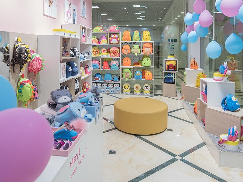 Ukrainian Julia fourth store kadorr city mall