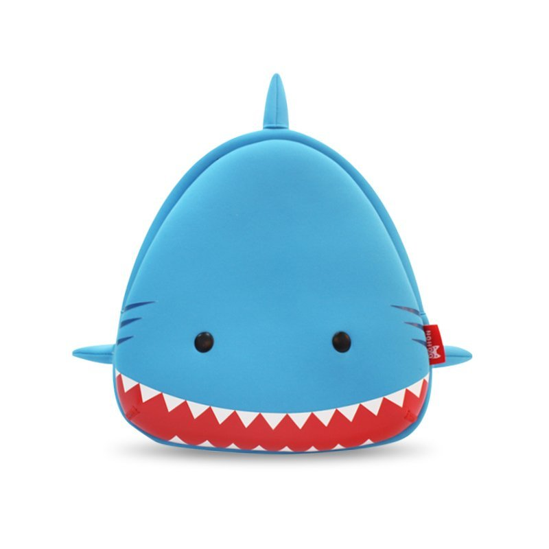 NH033  3D Shark Kids Backpack Cartoon Children Schoolbag with comfortable strap