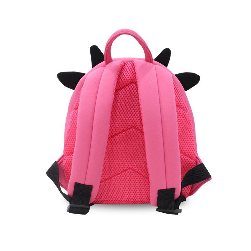 NH034  Cows style funny design cute backpacks best preschool backpack for girls