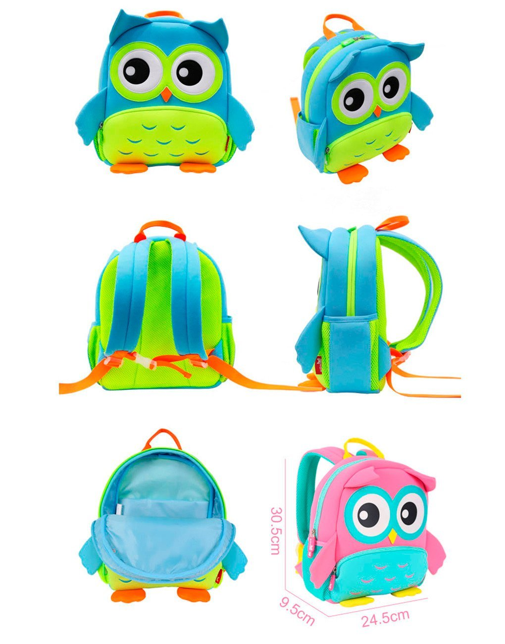 custom made backpacks for kids backpacks shoulder herschel kids backpack Nohoo Children Products Brand