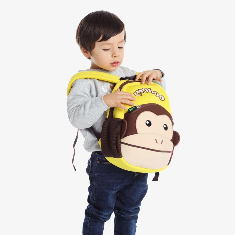 Wholesale cartoon tyrannosaurus herschel kids backpack Nohoo Children Products Brand