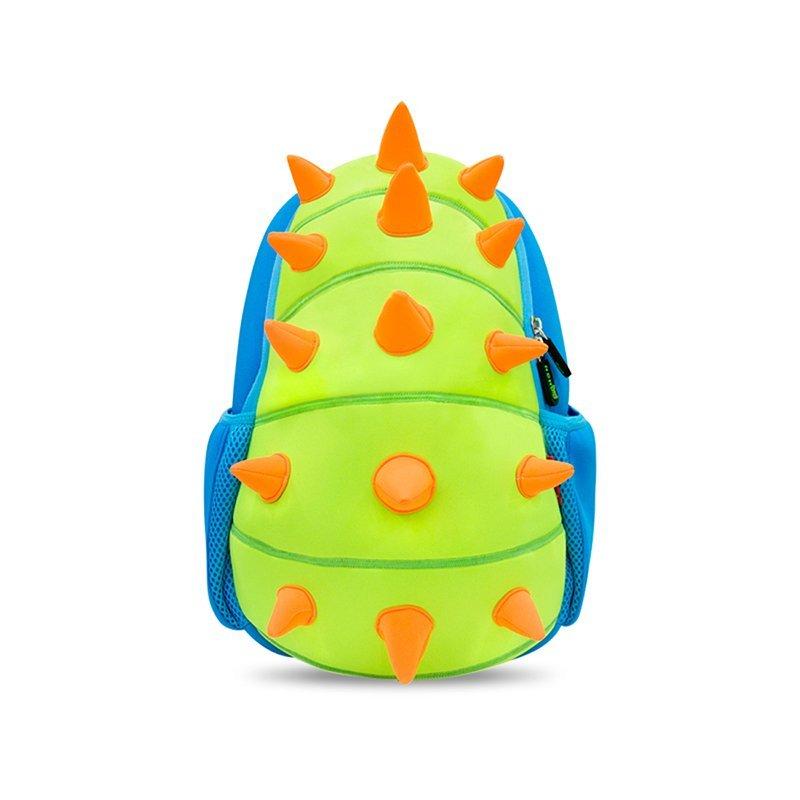 NH022 Euoplocephalus cute cartoon eco-friendly neoprene boys backpack