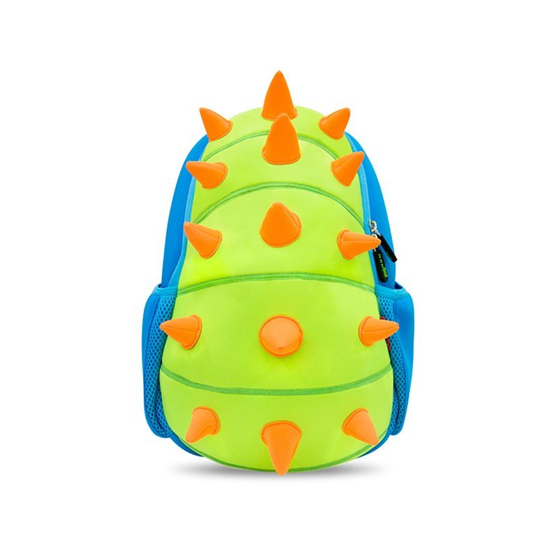 NH022 Euoplocephalus cute cartoon eco-friendly neoprene boys backpack