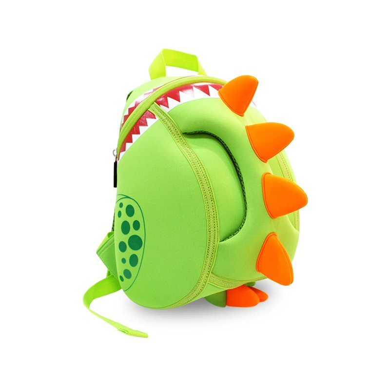 NH023 Dinosaur lovely animal shape popular kindergarten backpacks for children