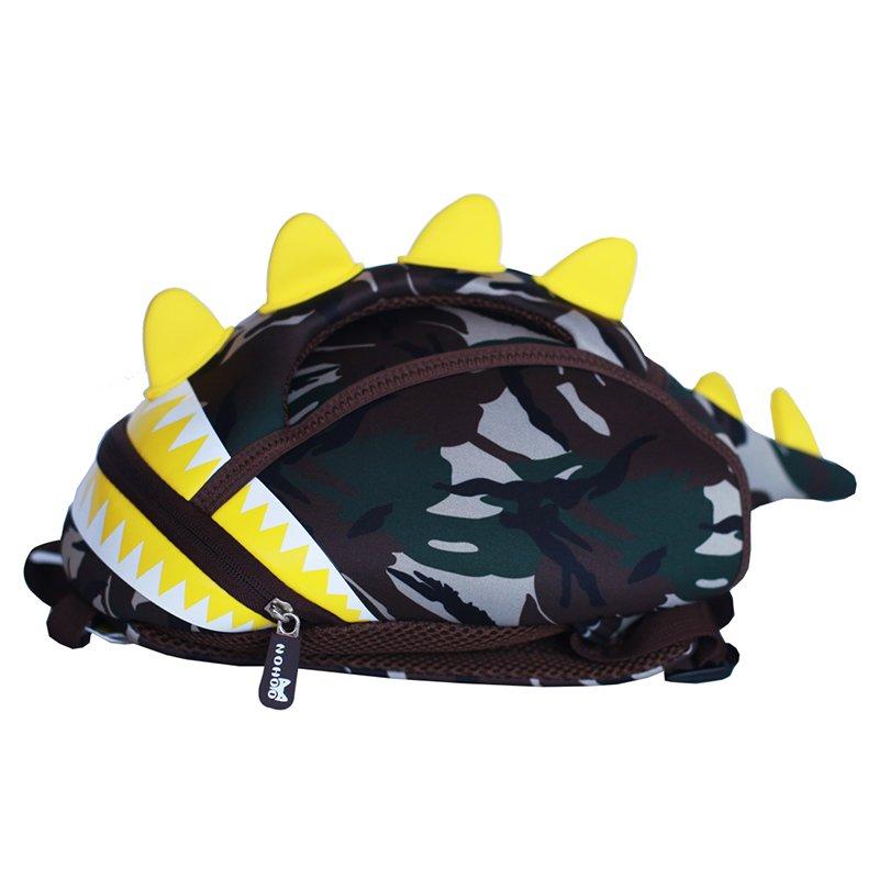 NH023S Neoprene backpack comfortable lightweight dinosaur kids rucksacks