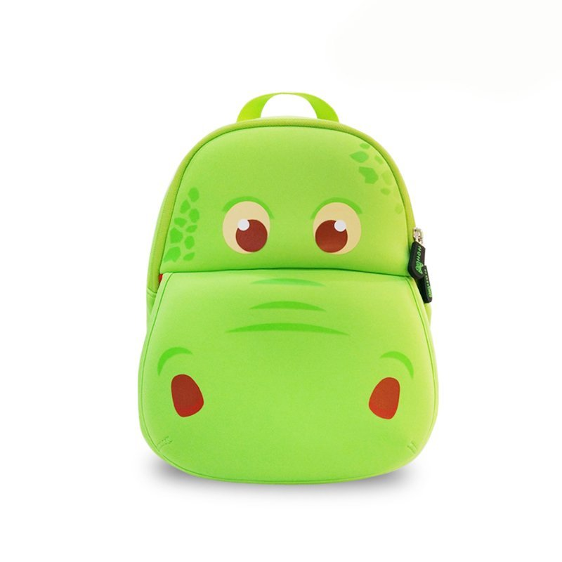 NH028 Hippo Outdoor kids backpack children school bags for boys and girls