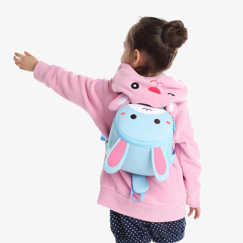 warm nh056 shape toddler boy backpack Nohoo Children Products Brand company