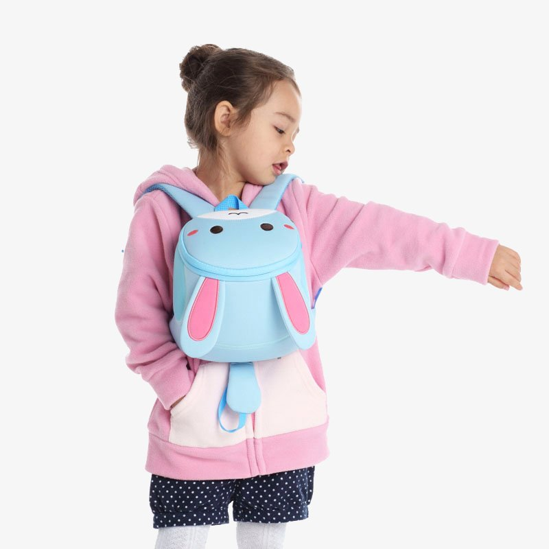 Custom hand lost toddler boy backpack Nohoo Children Products baby
