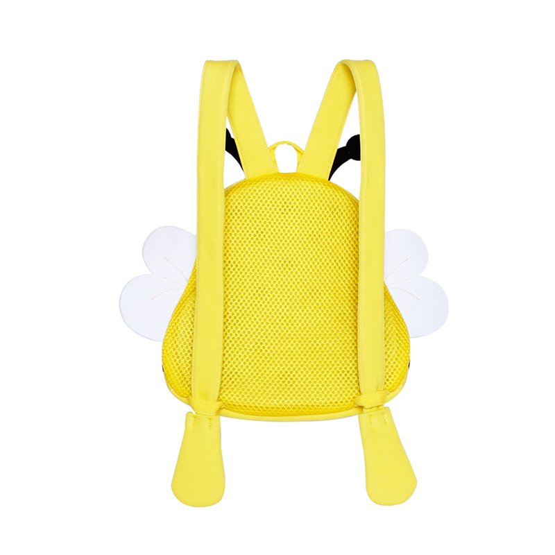 NH048 Ultra lightweight cute design bee Carton kindergarten camping backpack