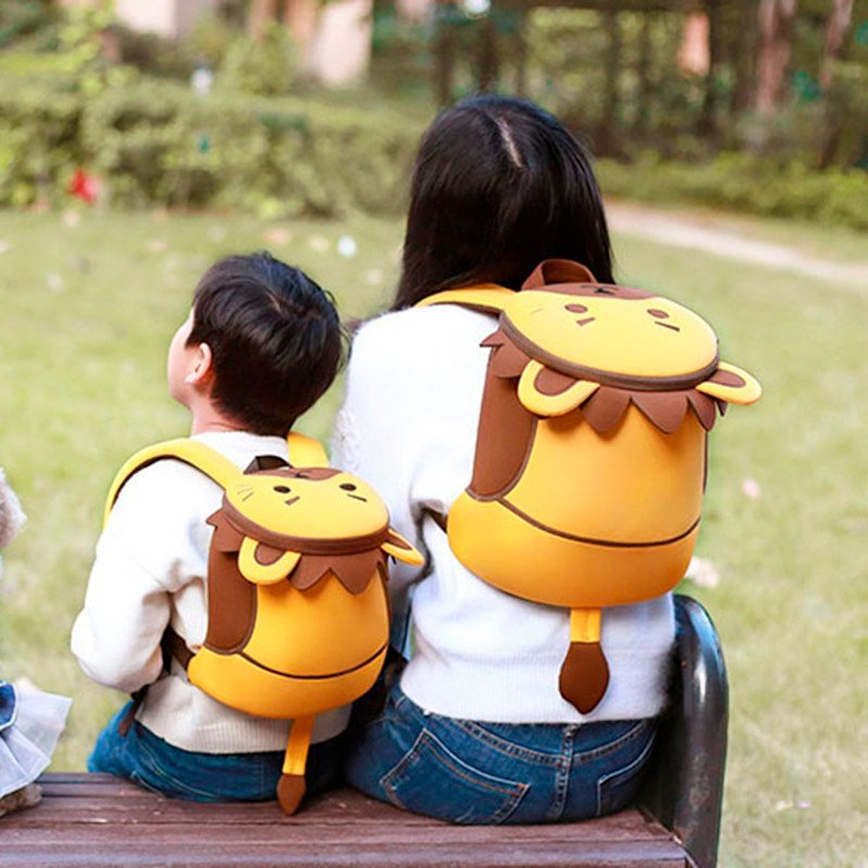 lovely Custom nh055 nh025 toddler boy backpack Nohoo Children Products nh024
