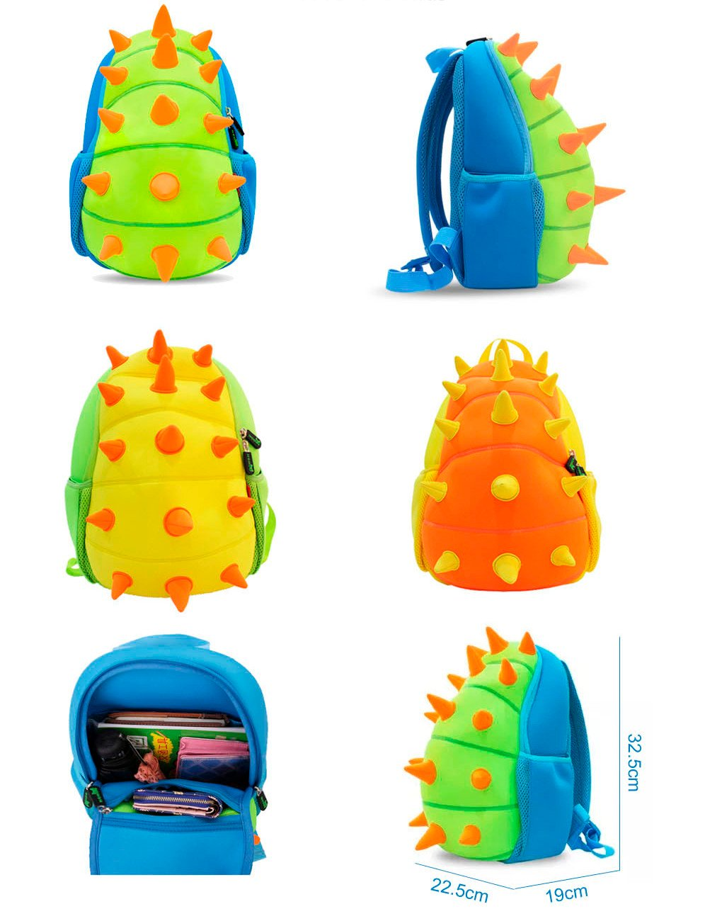 style daily herschel kids backpack cute lightweight Nohoo Children Products company