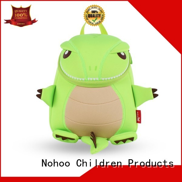 Hot custom made backpacks for kids boys Nohoo Children Products Brand