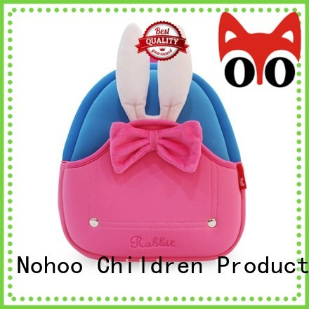 nh056 toddler boy backpack cat nh034 Nohoo Children Products company