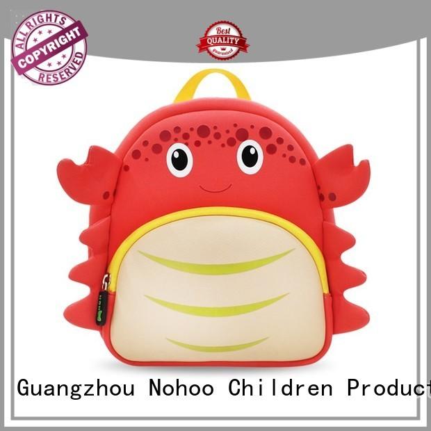 Nohoo Children Products Brand children zoo lovely herschel kids backpack