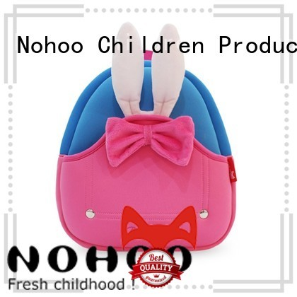 students ultra Nohoo Children Products Brand toddler boy backpack