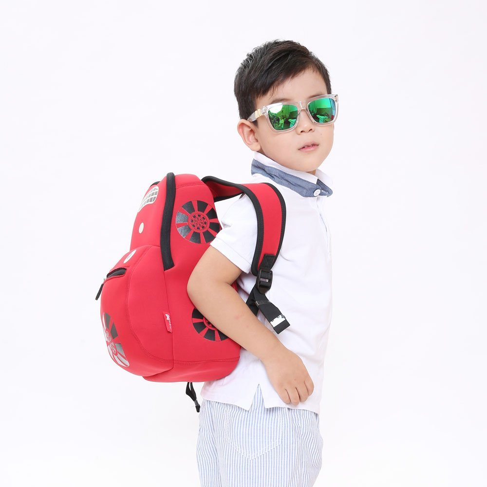 custom made backpacks for kids style nh023 Warranty Nohoo Children Products