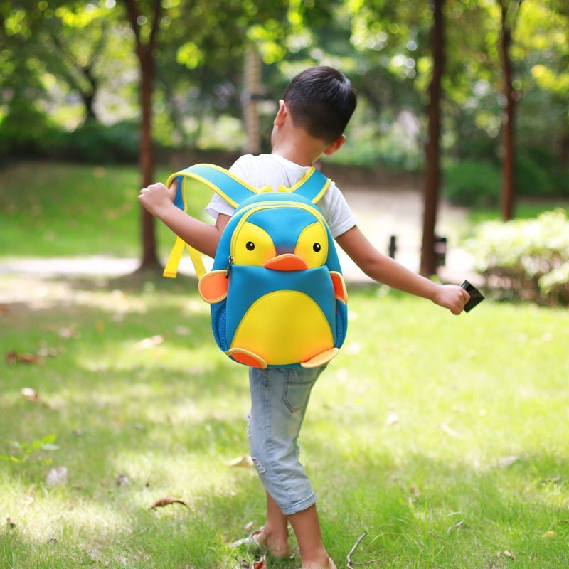 preschool backpack boy anti warm girls Nohoo Children Products Brand