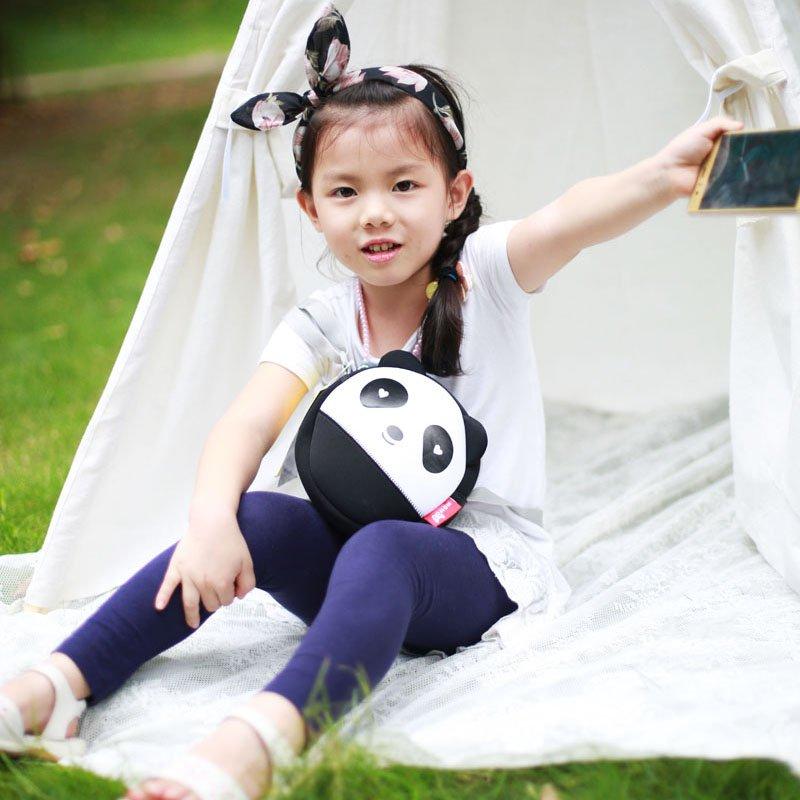 panda girls small messenger bag kids Nohoo Children Products company
