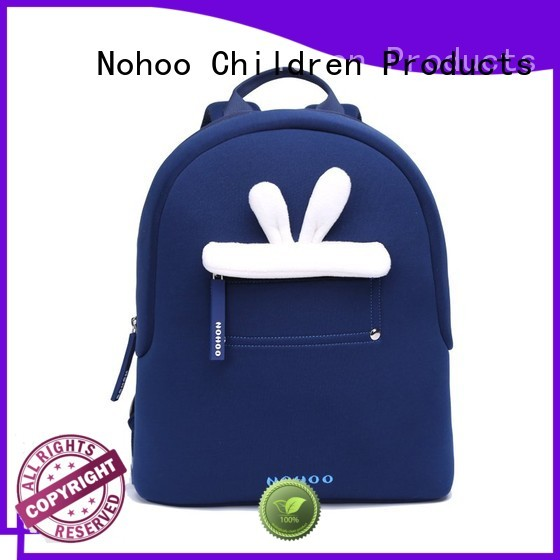 kid cute travel cute baby bags Nohoo Children Products Brand company