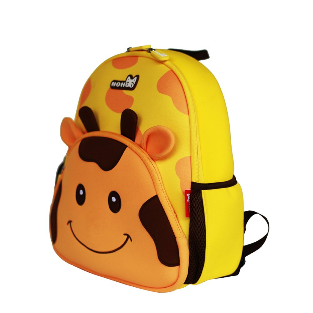 GY263 New custom design funny neoprene comfortable kids school bag for students