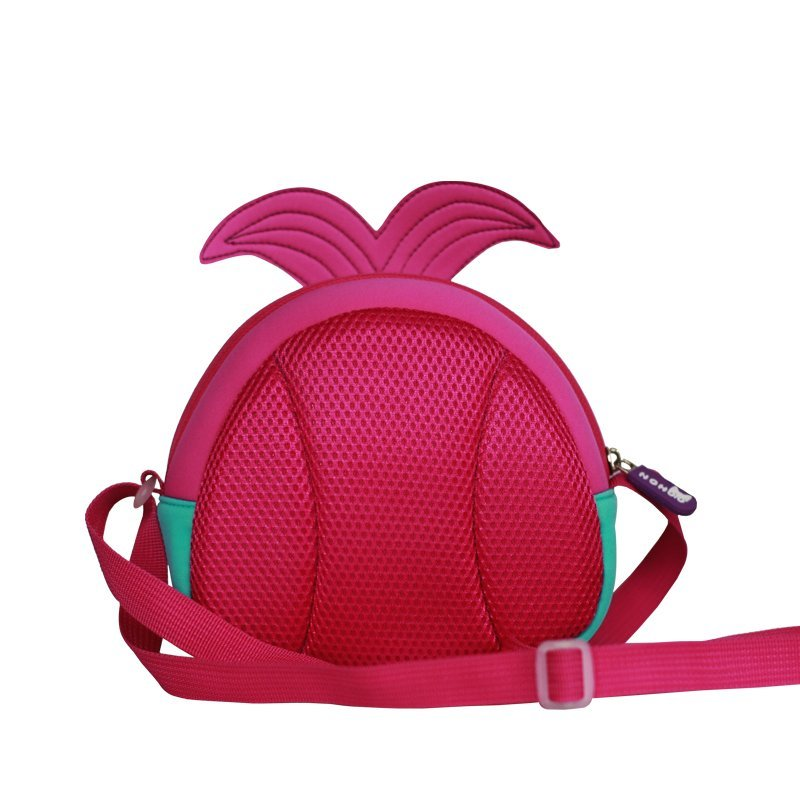 GY265 Customhighqualityecofriendlyneoprenemermaidkidsmessengerbagforgirls