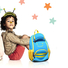 nh034 fish toddler boy backpack safety Nohoo Children Products Brand company