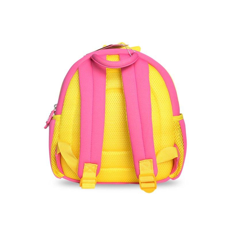 Lovely design Cartoon Kids Backpack neoprene kindergarten bag for girls
