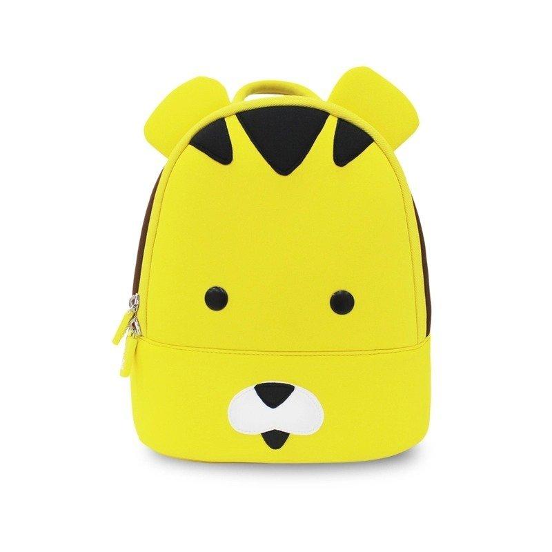 Small tiger neoprene kids Backpack Animal Cute toddler rucksack for child