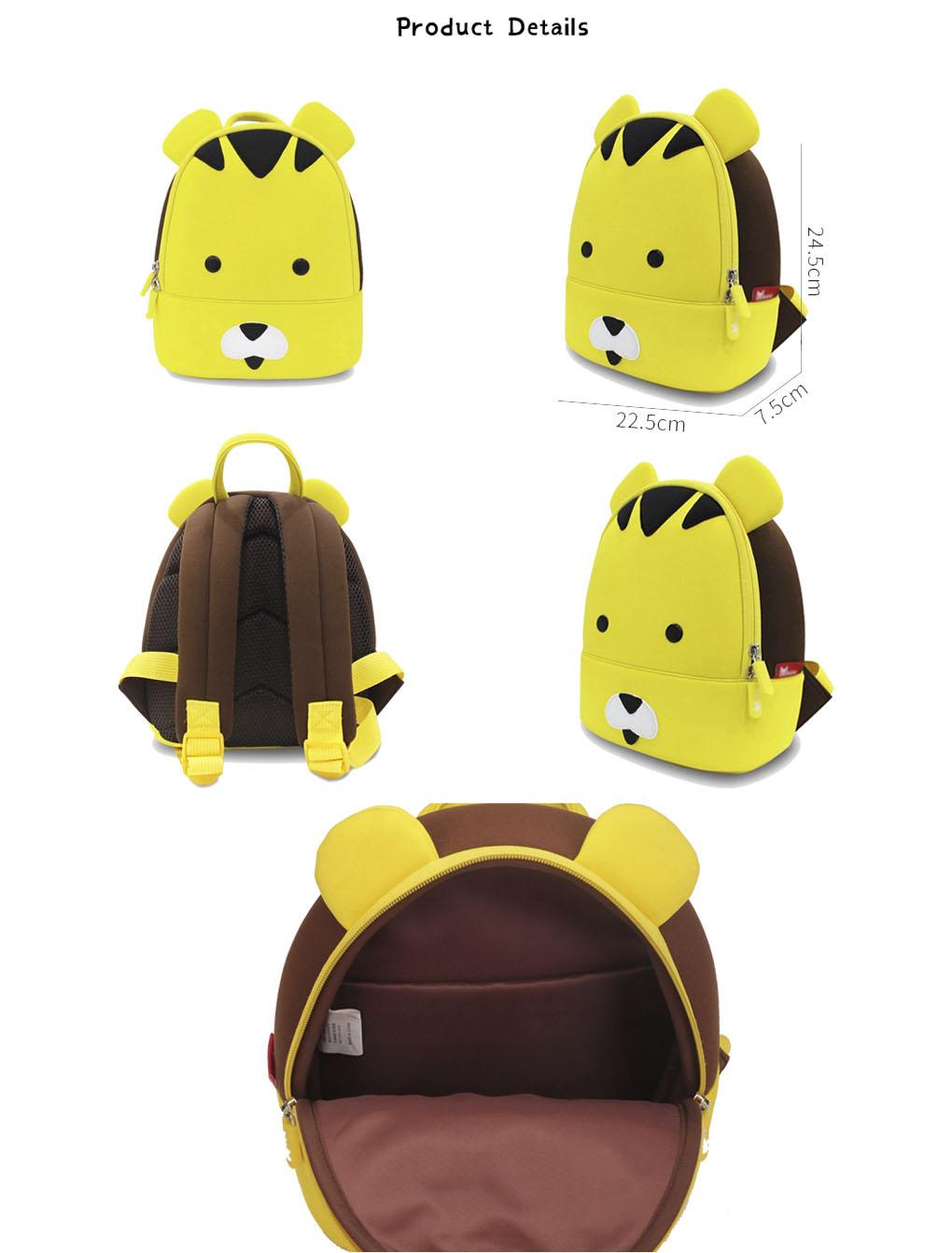 Hot best kids backpacks neoprene Nohoo Children Products Brand