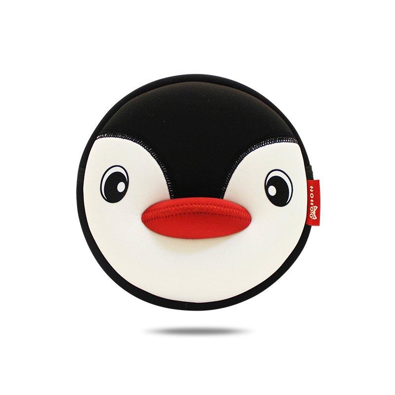 Lovely penguin children Mini outdoor Sports Bag Kids Animal Messenger Bag