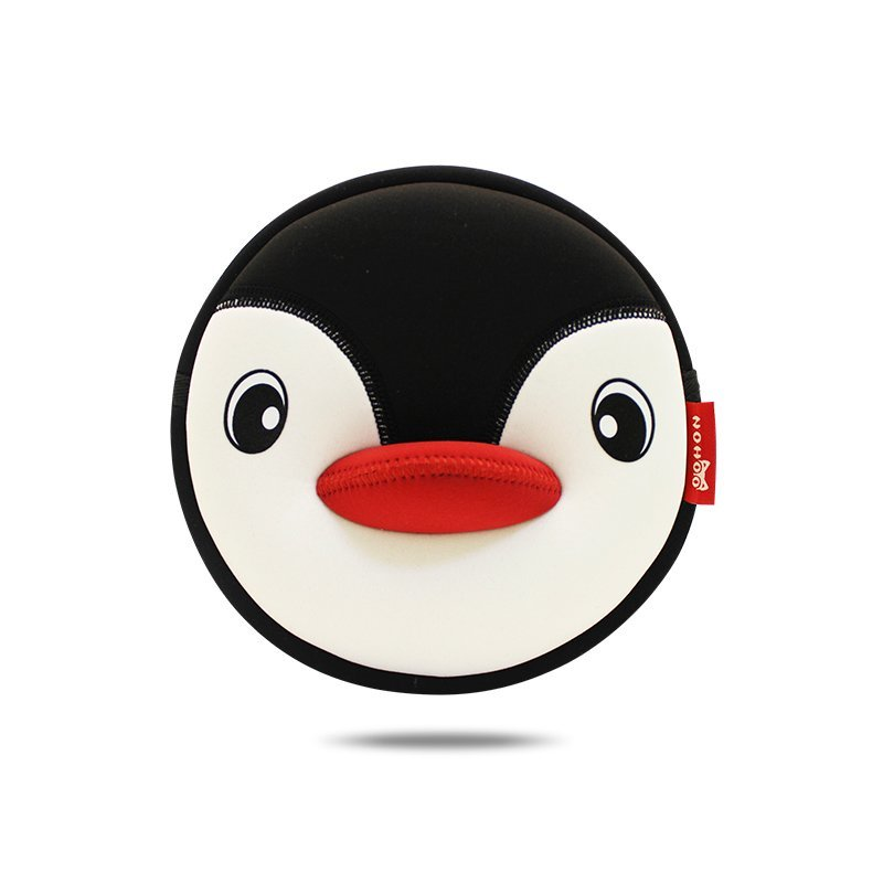 Lovely penguin children Mini outdoor Sports Bag Kids Animal Messenger Bag