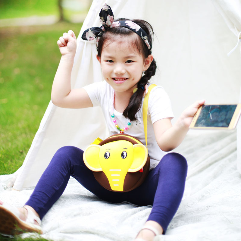 small messenger bag butterfly lightweight Nohoo Children Products Brand personalized messenger bags