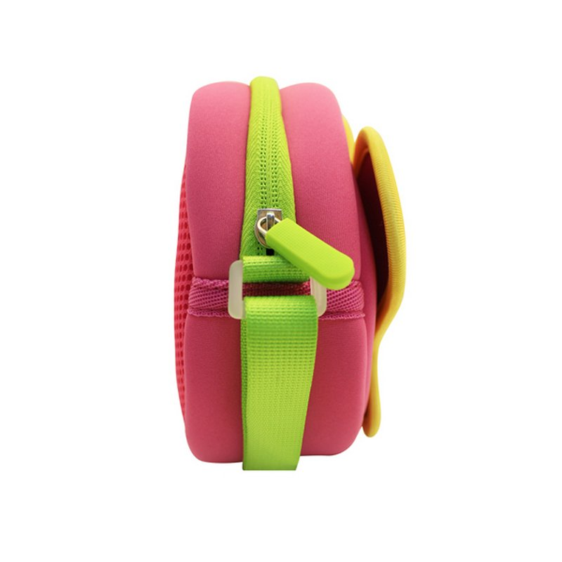 Lovely Butterfly Cartoon lightweight Kids Messenger Bag For Girls