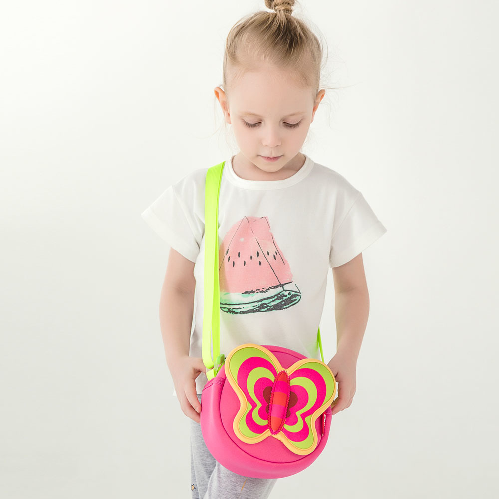 small messenger bag lightweight personalized messenger bags Nohoo Children Products Brand