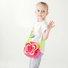 Quality Nohoo Children Products Brand mini personalized messenger bags