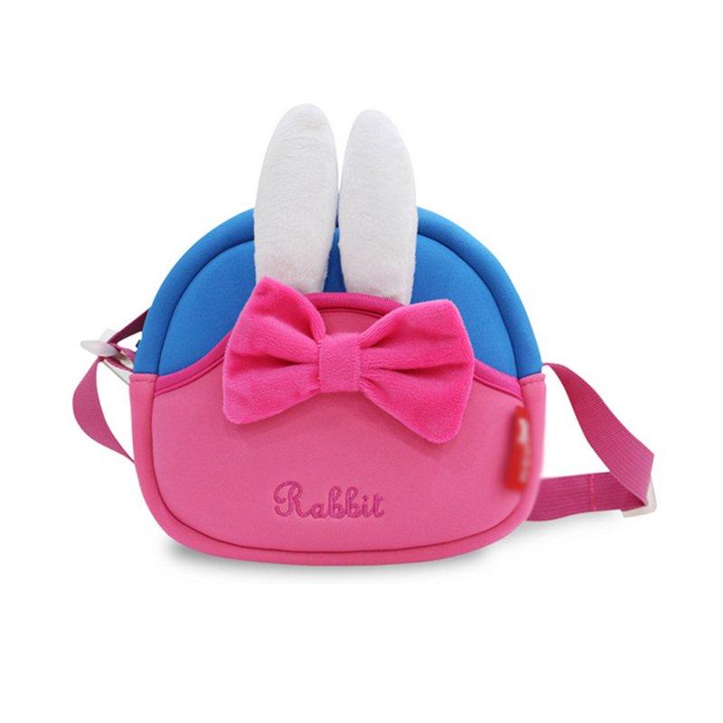 Neoprene lightweight eco-friendly kids messenger bag for little girls