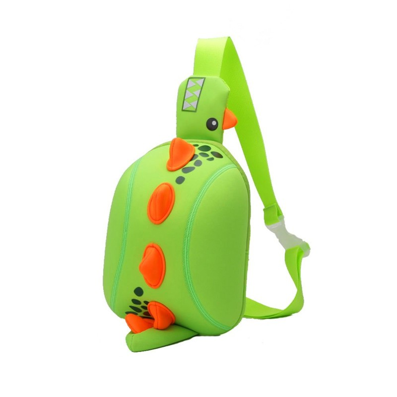 NHX003 DinosaurcartoonkidsbackpackmanufacturerschildrenAnimalchestbag