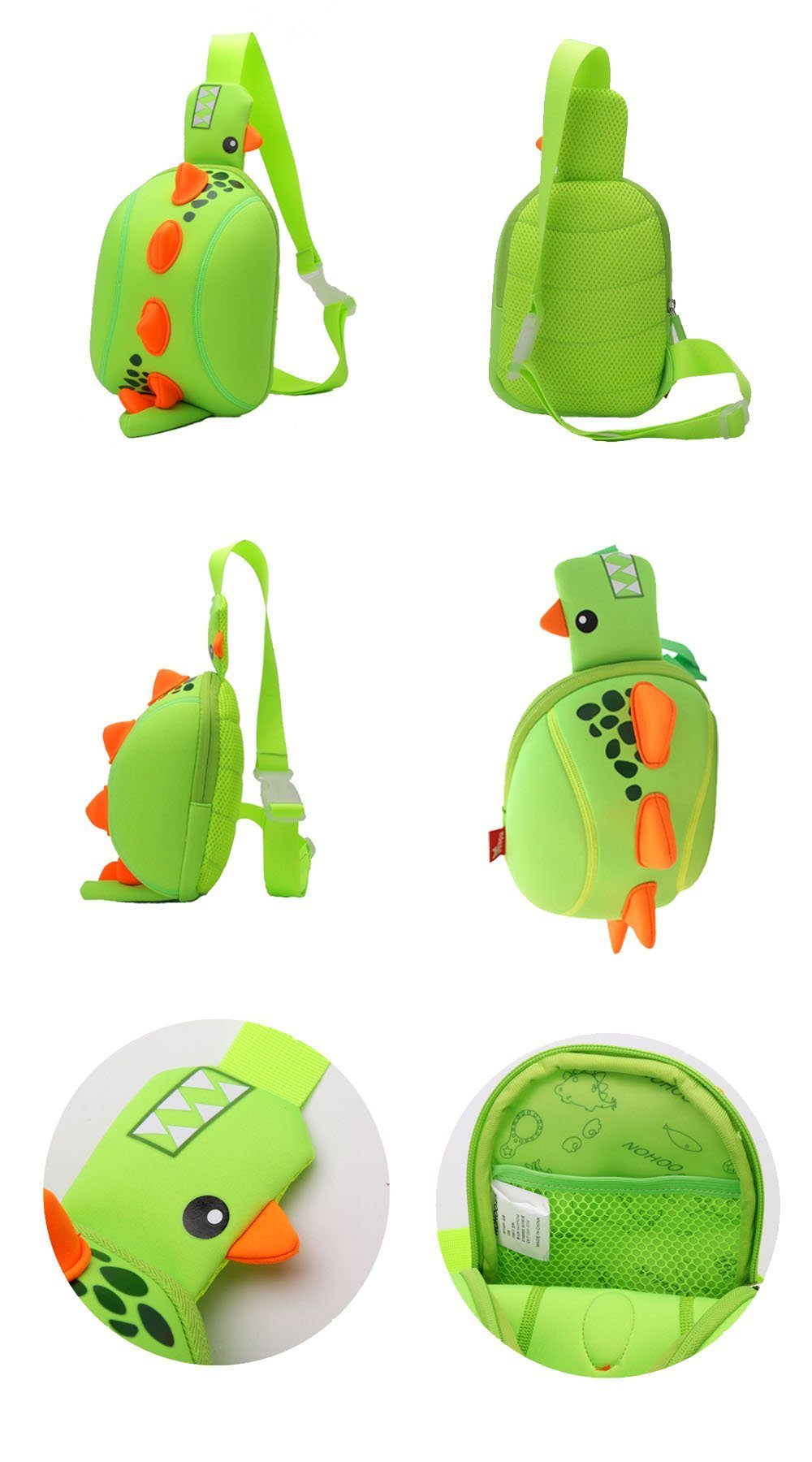 style outdoor Nohoo Children Products Brand sling online factory
