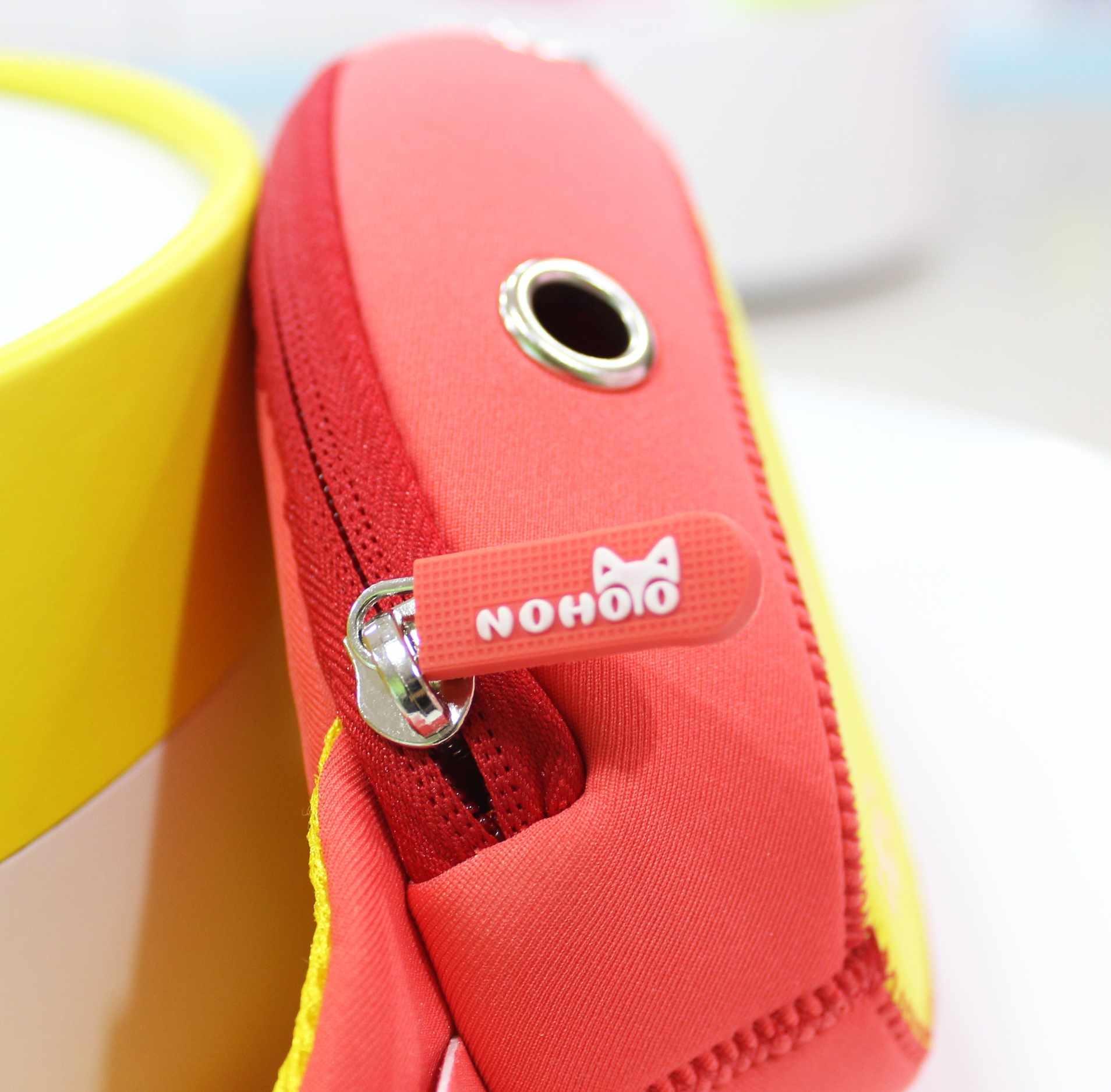 NHY001 Soft neoprene lightweight kindergarten baby waist bag for preschool kids