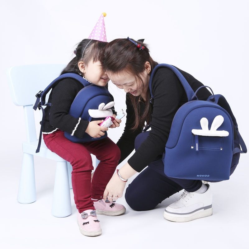Wholesale kid cute baby bags Nohoo Children Products Brand