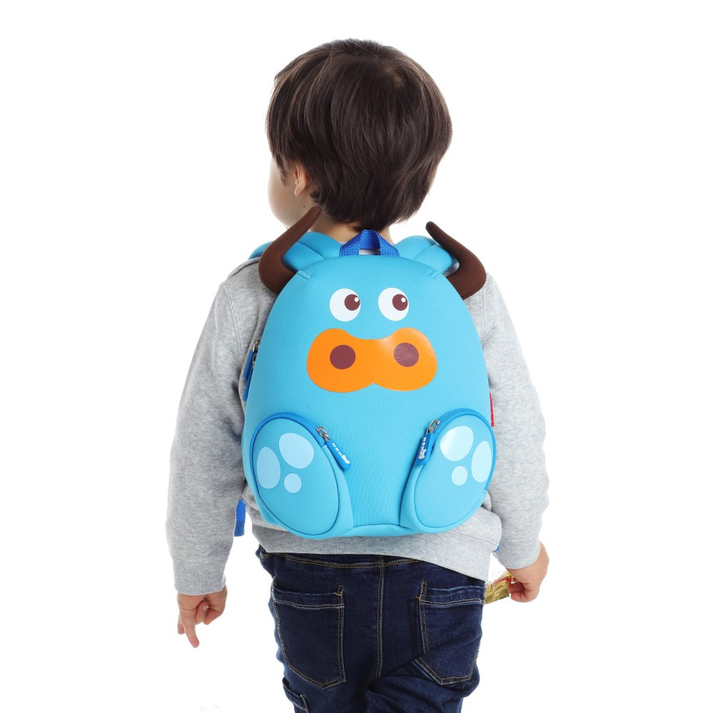 cat premium lost Nohoo Children Products Brand toddler boy backpack
