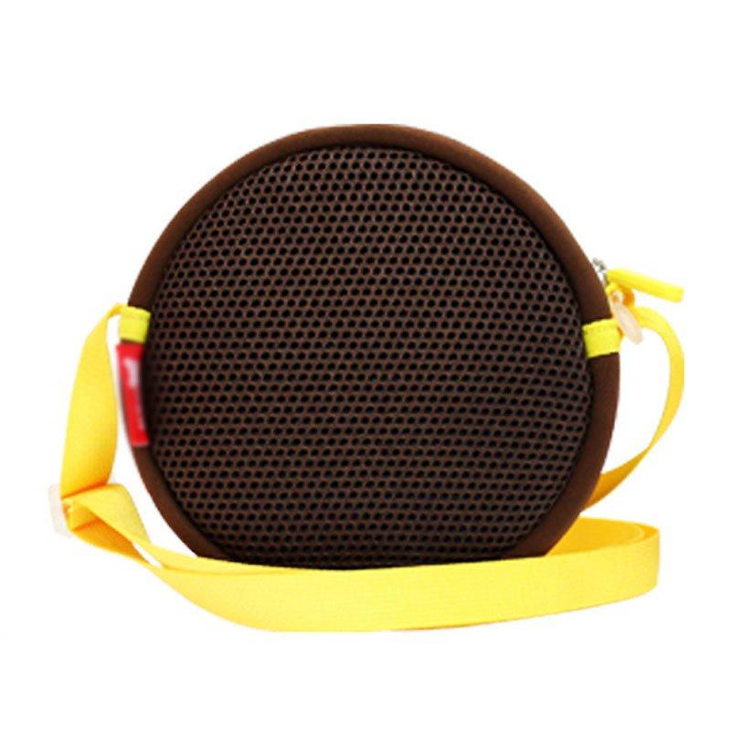Nohoo Children Products-Nhk008 Lovelykidsmonkeystylemessengerbagswaterproofslingbag | Personalized