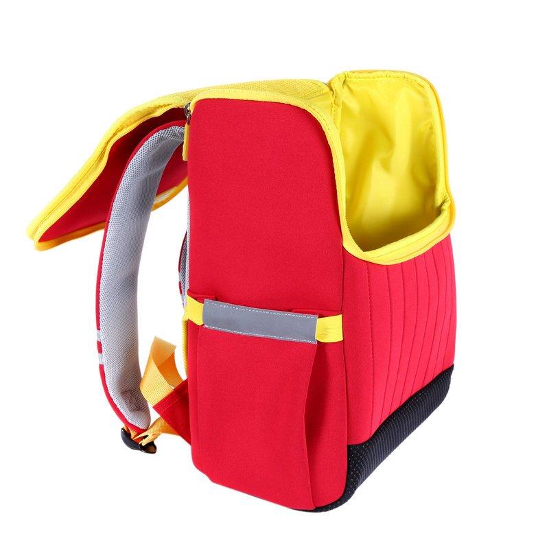 NH037 light weight reflector children school bag for primary school