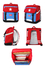 Nohoo Children Products Brand nh056 camping 3d preschool backpack boy