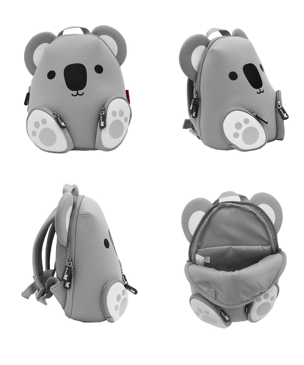 custom made backpacks for kids rucksacks boys Nohoo Children Products Brand