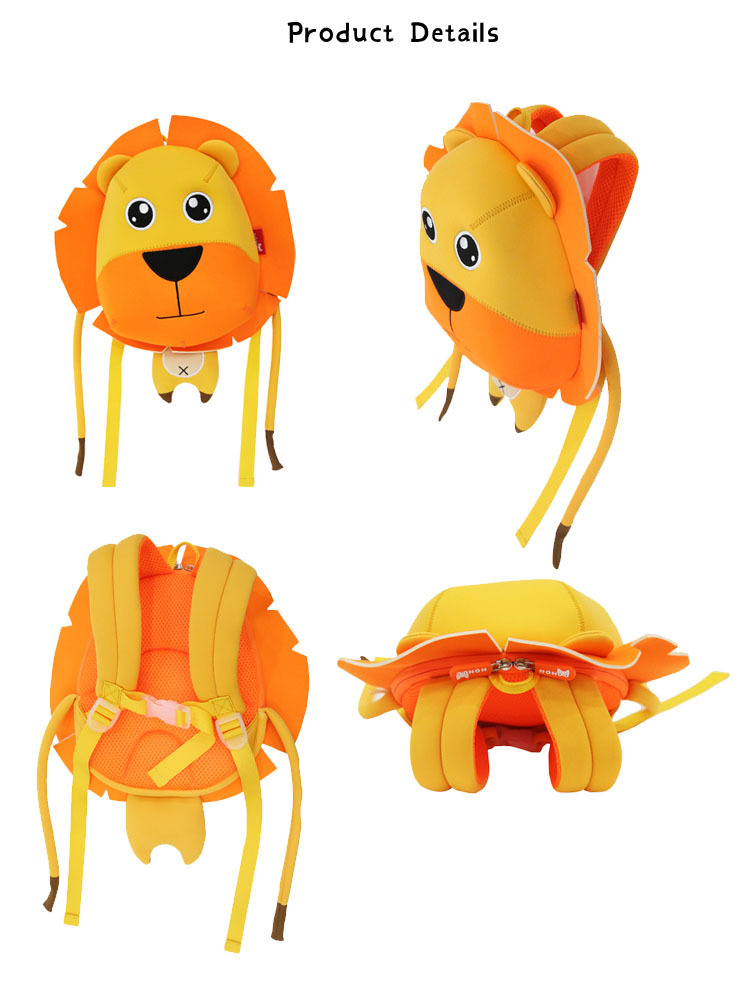 custom made backpacks for kids backpack Bulk Buy animal Nohoo Children Products
