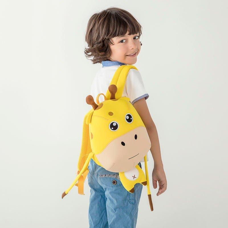 Wholesale soft lightweight anti lost kindergarten backpack for preschool